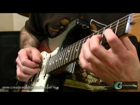 RHYTHM GUITAR: Hybrid Picking Classic Rock