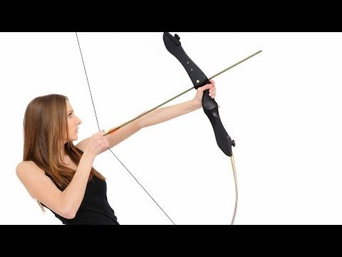 Longbow Archery Shooting Tips | Archery and Bow Hunting