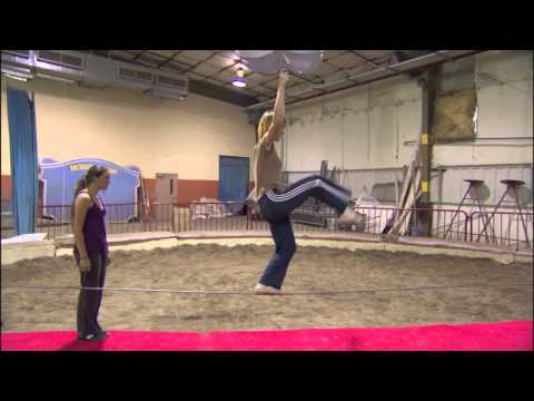 CIRCUS | Wire Walker Sarah Schwarz | PBS