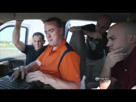 Nightline Covers Our Storm Chase - July, 2010