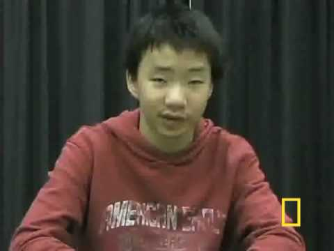 National Geographic Bee 2010 - Geographic Bee 2010 - NJ Finalist