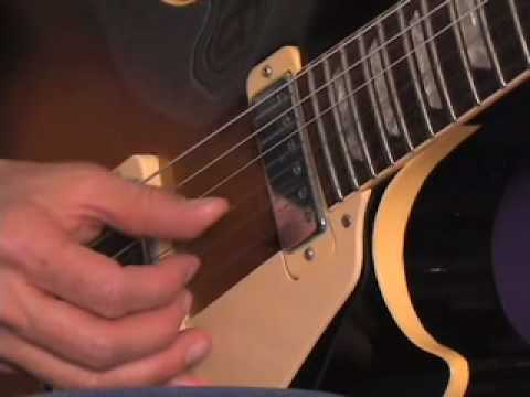 Beginner online Guitar lesson Fingerstyle Finger Pick