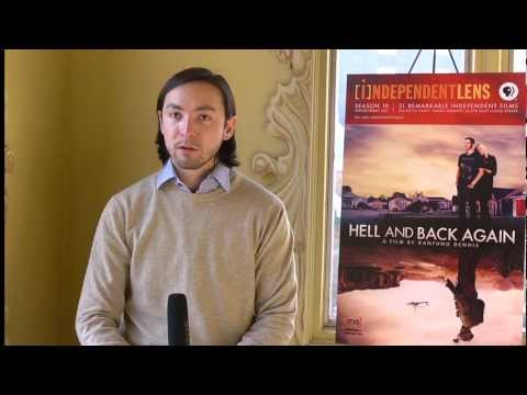 Hell and Back Again Filmmaker Danfung Dennis Reacts to Oscar Nomination | PBS