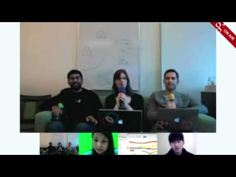 Google+ Platform Office Hours for February 29th 2012