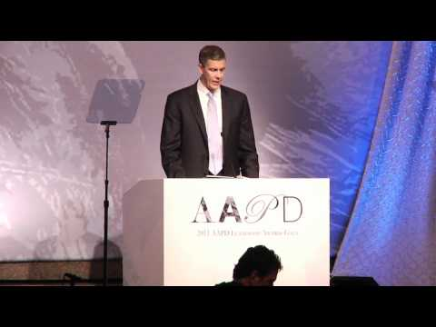 Secretary Duncan delivers a speech to AAPD