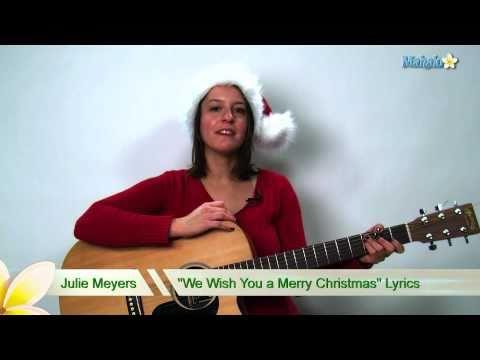 """We Wish You a Merry Christmas"" Lyrics"