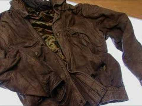 Leave No Trace: Blood Samples on Jacket