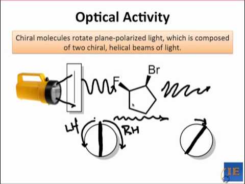 OChem 11 Optical Activity