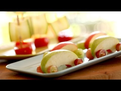 Fruit Cars & Veggie Boats Snacks For Kids (After School) || KIN PARENTS