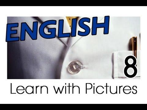 Learn English - English Clothing Vocabulary