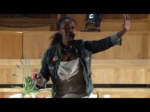 TEDxStellenbosch - Nox Makunga - The Potential of a Medicinal Wonderland