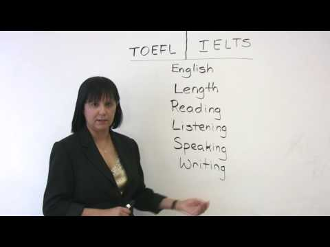 TOEFL or IELTS? Which exam should you take?