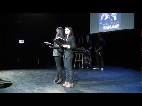TEDxRideauCanal - Pandemic Theatre - A Shot in the Dark (the immortality of theatre)