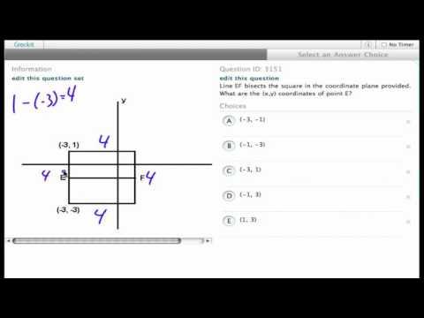 Grockit SAT Math - Multiple Choice: Question 3151