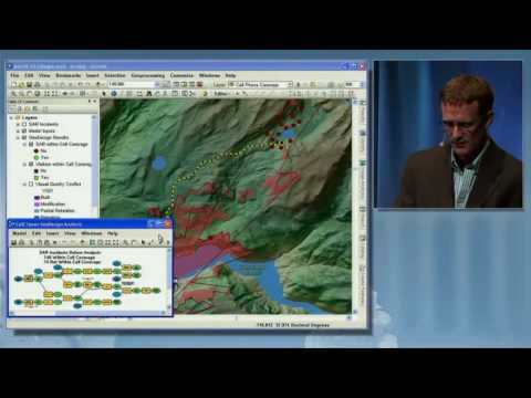 ESRI ArcGIS 10 Quick Glimpse and Overview  Part 2 of 2