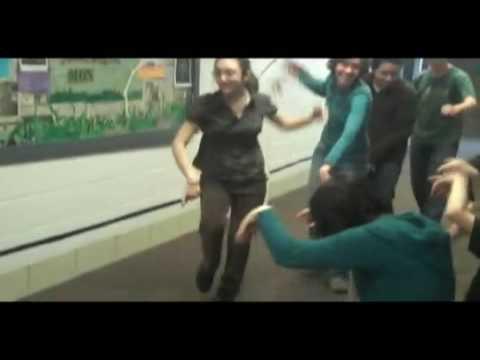 CV Ocean Bowl Team, Dance Like A Box Jellie Dance!2.flv