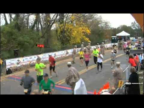 Heinecke Marine Corp Marathon DC 2012