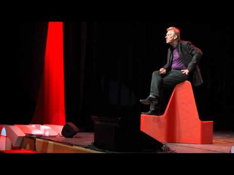 TEDxDelft - Kas Oosterhuis - We are changing your view on what is beautiful and what's not