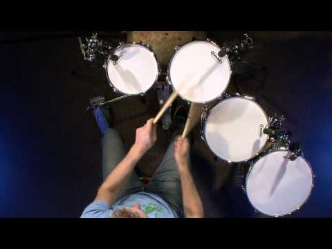 Tuning Your Toms - Free Drum Lessons