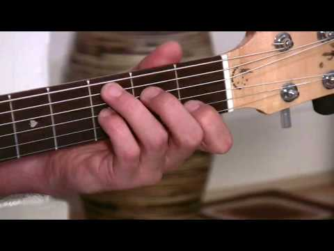 One minute Changes(Guitar Lesson BC-144) Guitar for beginners Stage 4