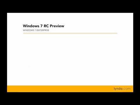 Windows: Reviewing the Windows 7 editions | lynda.com