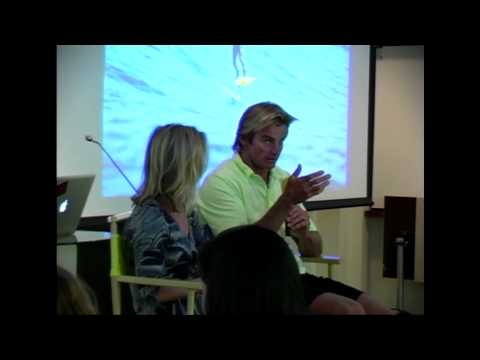 Authors@Google: Susan Casey and Laird Hamilton