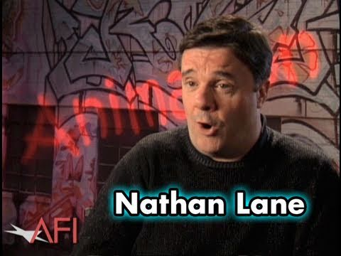 Nathan Lane's Favorite Animated Movie? FINDING NEMO