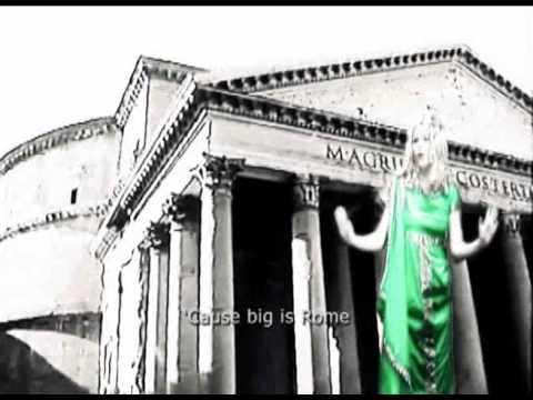 """Viva Roma No. V (""""Mambo #5"""" by Lou Bega)"""