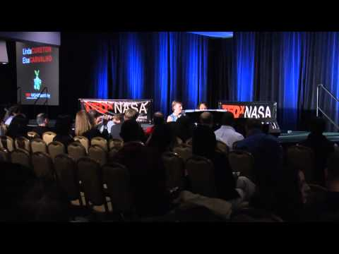 TEDxNASA@Silicon Valley - Linda Cureton Piano Duet