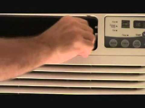 How to install an air conditioner: the importance of the damper