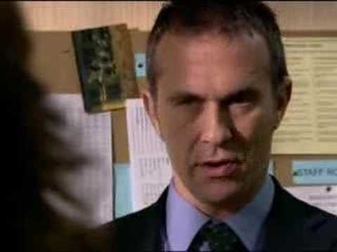 Waterloo Road. Confrontation with the Head
