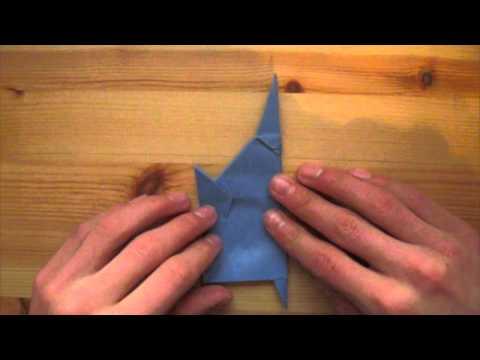 Origami Baby Elephant