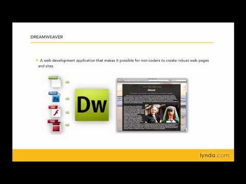 Dreamweaver: Understanding how web sites work   lynda.com