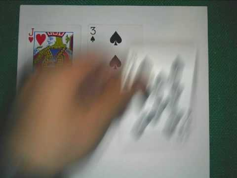 The Integer Playing Card Game