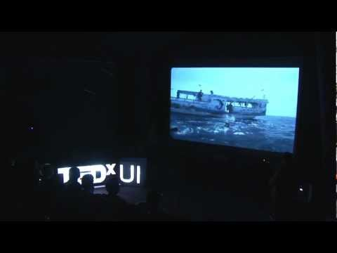 TEDxUI - Cahyo Alkantana - The Wonder of Indonesia's Underwater
