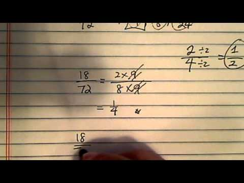 What is the definition for an equivalent fraction