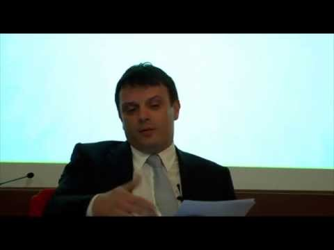 "VIU Lectio Magistralis 2011 ""Montenegro: Sustainable Tourism Development"" - Predrag Nenezic part 4"