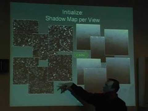 Multi-Texture Mapping Using the GPU