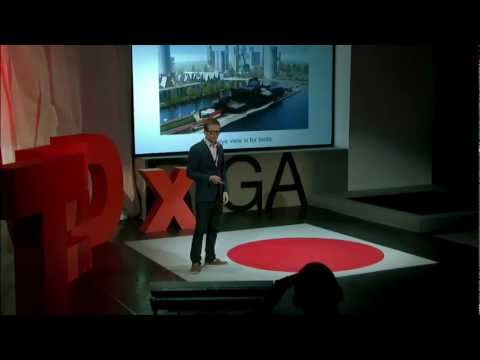 Cats In Space: Toms Kokins at TEDxRiga