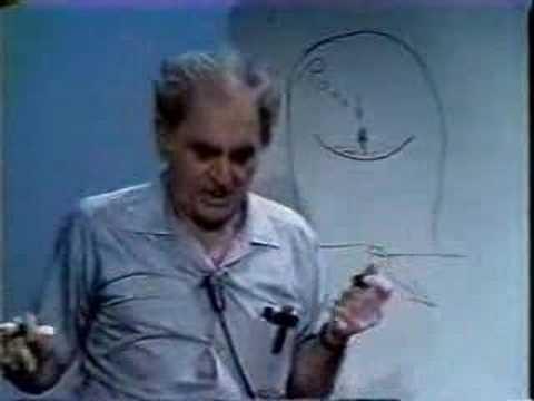 Julius Sumner Miller - Physics - Evaporation, etc pt. 1