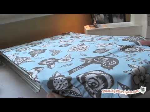 Make A Slide-Out Ironing Board COVER