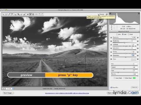 lynda.com Podcast Episode 200: Photoshop CS5 for Photographers: Camera Raw 6