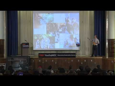 A Sustainable Learning Process: Hudson Roditi at TEDxYouth@MSC