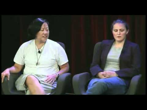 Chefs at Google: Anita Lo and April Bloomfield