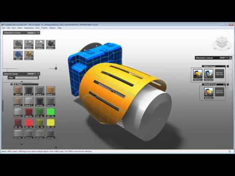 Product Design Suite Standard, Inventor Fusion — Showcase Workflow