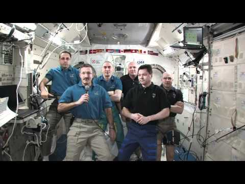 Expedition 30 Hands Over the Space Station to Expedition 3