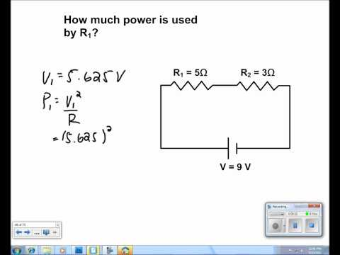 Electric Current and Circuits Presentation #23