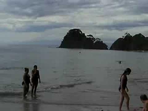 Beach Panorama, Costa Rica