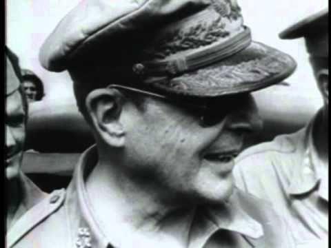 Douglas MacArthur - Famous Generals (1963)