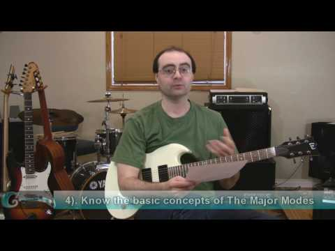 Music Theory: Key Modulation